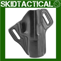 """Galco FN FIVESEVEN Concealable 4.25"""" Leather Holster - Black"""