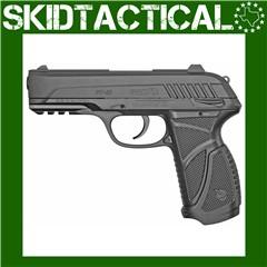 "Gamo PT-85 .177 Cal Pellet 6.5"" Air Pistol 16rd 450FPS - Black"
