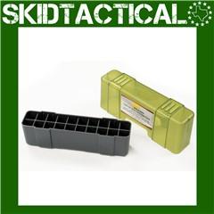 Plano .220/.243/.257/.270/.300/.308/.444 20 Round Ammo Case Plastic - 6/Pac