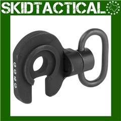 GG&G Mossn 500/590 Rear Sling Attachment Sling Mount - Black
