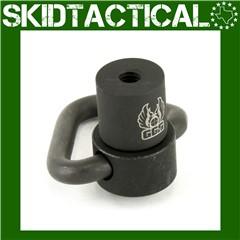 GG&G Remington 870, 1100, 1187 Heavy Duty Sling Attachment - Black