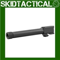 Grey Ghost Precision Glock 17 Match Grade Barrel 9mm Threaded - Black