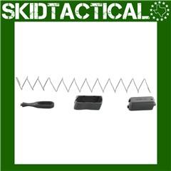 Ghost Glock Gen4 17,17L,18,22,31,34,35,37 Mag Extension - Black