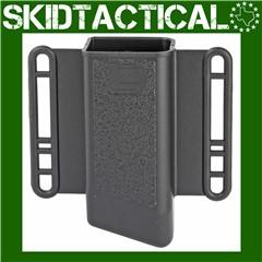 Glock Glock 20/21 Single Mag Ambidextrous Polymer Pouch - Black