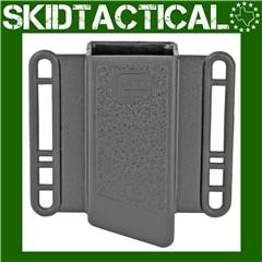 Glock Glock 9/40/357/45GAP Not 42/43 Single Mag Ambidextrous Polymer Pouch