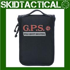 G-Outdoors Nylon Pistol Case - Black