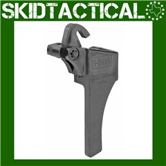 HKS Glock 17,23, HK USP, S&W Sigma 9mm Magloader N/A - Black