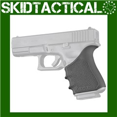 Glock 19, 23, 32, 38 (Gen 3-4) HandALL Beavertail Grip Sleeve - Black