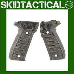 Sig Sauer P226 Piranha Grip G10 - G-Mascus Black/Gray
