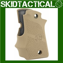 Kimber Micro 9 Cobblestone Rubber Grip w/ Finger Grooves (Ambi Safety) - FD