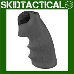 Colt Python OverMolded Rubber Monogrip - Black