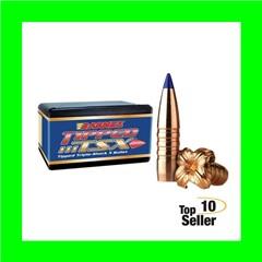 Barnes Bullets 30298 Tipped TSX 7mm .284 120 GR TTSX Boat Tail 50 Per Box