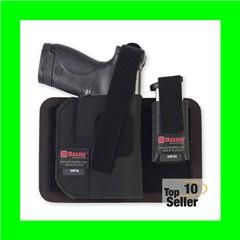 Galco CSBK2L CarrySafe Gen2 Black Nylon Taurus G2C Right Hand