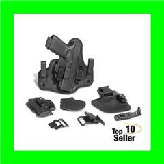 Alien Gear Holsters SSHK0851RHR1 ShapeShift Core Carry Pack Kimber Micro