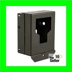 Covert Scouting Cameras 5601 E1 Bear Safe Security Camera Box Black Steel