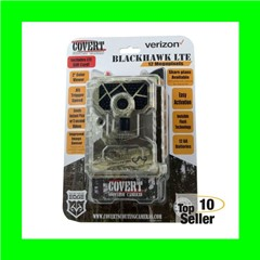 Covert Scouting Cameras 5465 Blackhawk LTE 1080p HD 12 MP Realtree Edge