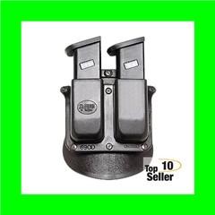 Fobus 6945HP Double 45 ACP Double Stack Plastic Black