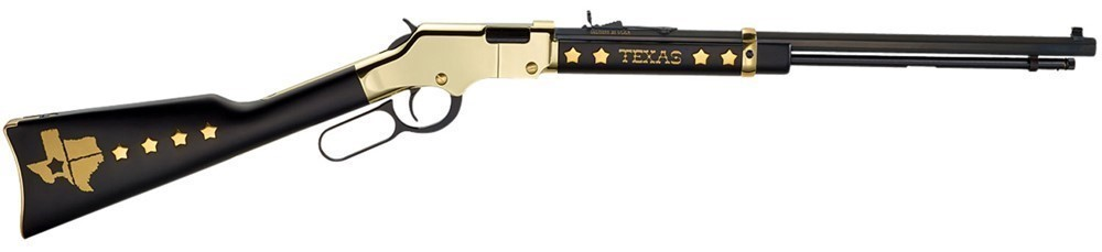 HENRY H004TX 22LR TEXAS TRIBUTE EDITION  - New-img-0