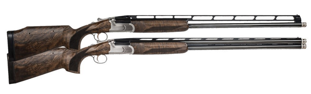 CZ 06582 ALL AMERICAN TRAP COMBO 12 32 2BRL SET  - New-img-0