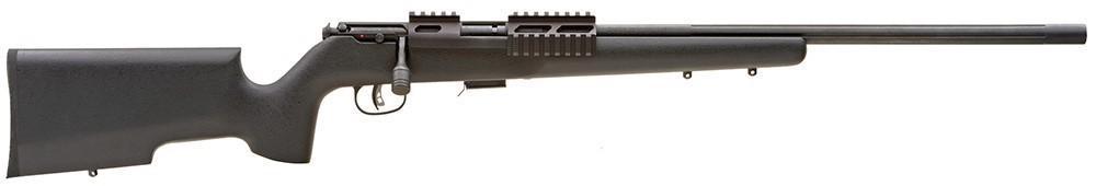SAV 25752 MKIITRRSR 22LR THREADED BBL  - New-img-0