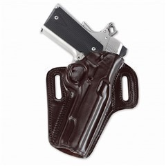 GALCO CONCEALABLE BELT HOLSTER COLT 1911 5 BLK  - New