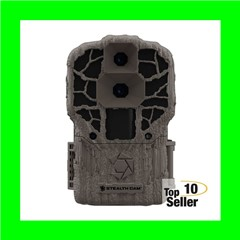 Stealth Cam STC-DS4KMAX 4K Series DS4K Max 32 MP HD Infared 100 ft Brown