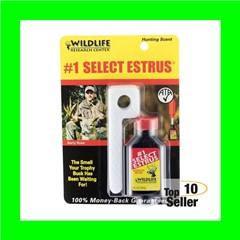 Wildlife Research 401 #1 Select Deer Buck Lure Doe In Estrous 1 oz