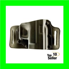 Galco TS440B TacSlide Black Kydex Holster w/Leather Backing Belt Sprgfld