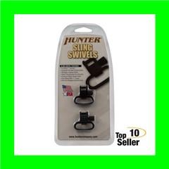 "Hunter Company 02422 Swivel Set 1"" Blued Steel"