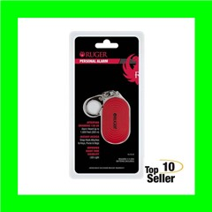Sabre RUPA02 Ruger Personal Alarm 130dB Up to 300m