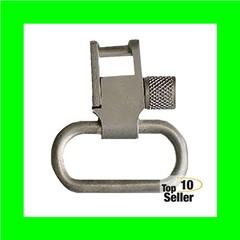 "Grovtec US Inc GTSW03 Locking Swivel Set 1"" Satin Nickel Steel"