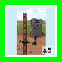 HME TPCH T-Post Trail Camera Holder