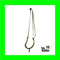 """Aim Sports AOPST One Point Bungee Sling 25"""" Rifle Tan"""