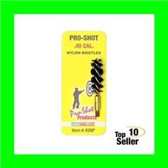 """Pro-Shot 45NP Nylon Bore Brush .45 Cal Pistol 8-32 1.75"""""""