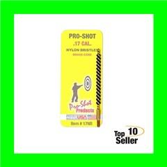 """Pro-Shot 7NR Nylon Bore Brush 7mm Rifle 8-32 2"""""""