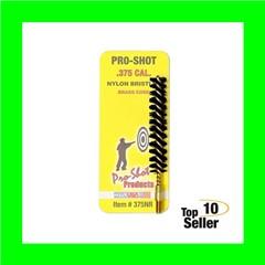 """Pro-Shot 375NR Nylon Bore Brush 375 Cal Rifle 8-32 2"""""""