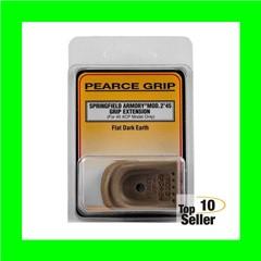 Pearce Grip PGM2.45FDE Springfield Armory XD Springfield XDM 45 Polymer...