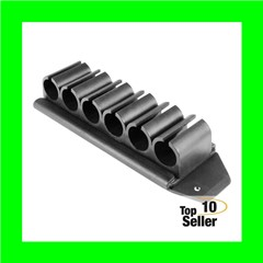 Aim Sports MM6RK Side Shell Carrier 500,590,500A 12 Gauge 6 Rounds Black