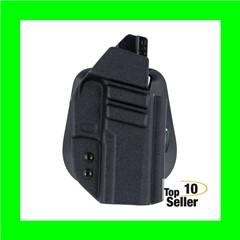 1791 Gunleather TACPDHOWBP320BLKR TAC-PDH Black Kydex OWB Sig Sauer P320