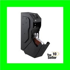 Gunvault SVB500 SpeedVault Gun Safe Biometric Fingerprint ID 18 Gauge...