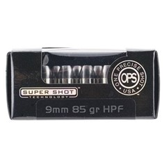 Ammo Inc HP OPS 9mm Luger 20BX