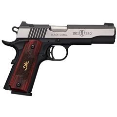 Browning Black Label Medallion Pro 1911-380