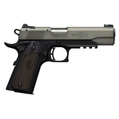 Browning Black Label with Rail 1911-22