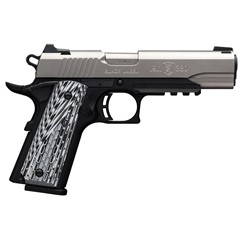 Browning Black Label Pro with Rail 1911-380