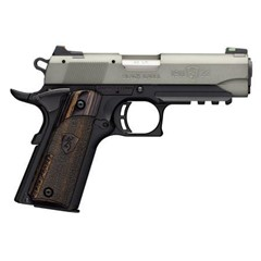 Browning Black Label Compact with Rail 1911-22