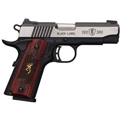 Browning Black Label Medallion Pro Compact 1911-380