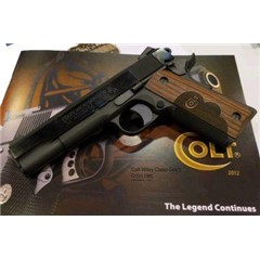 Colt Government Wiley Clapp