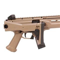 CZ-USA Carbine with Fux Suppressor Scorpion EVO 3 S1