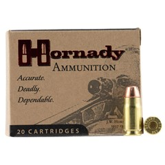 Hornady CART 357SIG 147GR XTP CUST