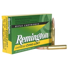 Remington Rem Ammo Core-Lokt 270 Win